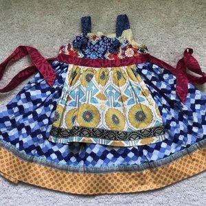 Matilda Jane Platinum Bollywood Too Knot Dress